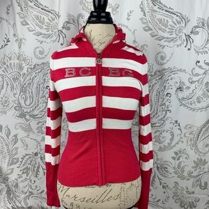 BCBG Zip Sweater